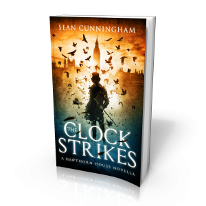 The Clock Strikes - a Hawthorn House Novella