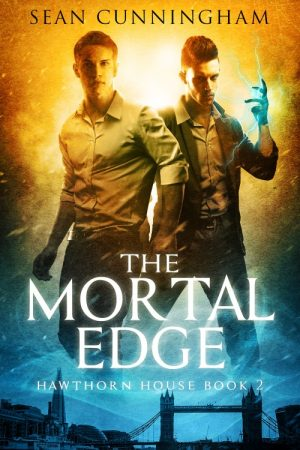 The Mortal Edge - Hawthorn House Book 2