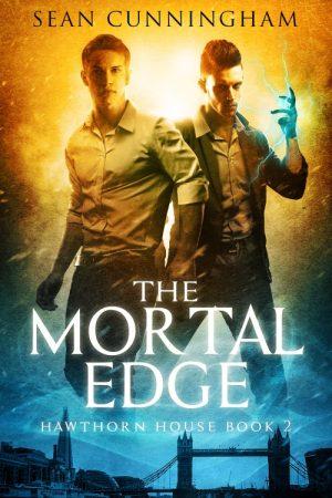 The Mortal Edge - Hawthorn House Book 2
